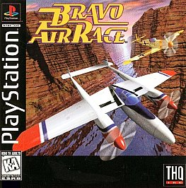 Bravo Air Race (Playstation) [USED DO]