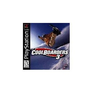 Cool Boarders 3 (Playstation) [USED DO]