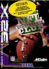 NFL Quarterback Club (Sega 32x) [USED CO]