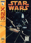 Star Wars Arcade (Sega 32x) [USED CO]
