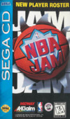 NBA Jam (Sega CD) [USED DO]
