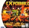 Expendable (Sega Dreamcast) [USED DO]