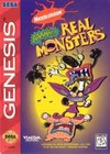 AAAHH!!! Real Monsters (Sega Genesis) [USED CO]