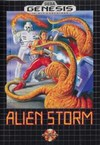 Alien Storm (Sega Genesis) [USED CO]