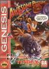 Awesome Possum (Sega Genesis) [USED CO]