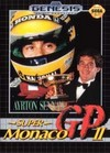 Ayrton Senna's Super Monaco GP (Sega Genesis) [USED CO]