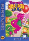 Barney's Hide and Seek Game (Sega Genesis) [USED CO]