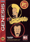 Beavis and Butt-head (Sega Genesis) [USED CO]