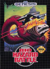 Bio-Hazard Battle (Sega Genesis) [USED CO]