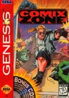 Comix Zone (Sega Genesis) [USED CO]