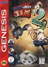 Earthworm Jim 2 (Sega Genesis) [USED CO]