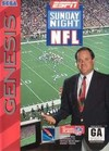 ESPN Sunday Night NFL (Sega Genesis) [USED CO]