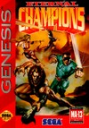 Eternal Champions (Sega Genesis) [USED CO]