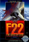 F-22 Interceptor (Sega Genesis) [USED CO]
