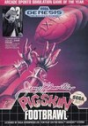 Jerry Glanville's Pigskin Footb (Sega Genesis) [USED CO]
