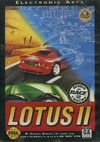 Lotus II (Sega Genesis) [USED CO]