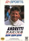 Mario Andretti Racing (Sega Genesis) [USED CO]