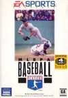 MLBPA Sports Talk Baseball (Sega Genesis) [USED CO]