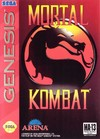 Mortal Kombat (Sega Genesis) [USED CO]