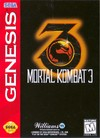 Mortal Kombat 3 (Sega Genesis) [USED CO]