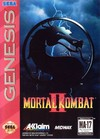 Mortal Kombat II (Sega Genesis) [USED CO]