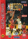NBA Action '94 (Sega Genesis) [USED CO]
