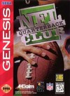 NFL Quarterback Club (Sega Genesis) [USED CO]