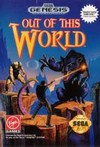 Out of This World (Sega Genesis) [USED CO]
