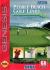 Pebble Beach Golf Links (Sega Genesis) [USED CO]