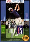 PGA Tour Golf II (Sega Genesis) [USED CO]