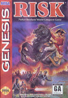 Risk (Sega Genesis) [USED CO]