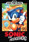 Sonic the Hedgehog (Sega Genesis) [USED CO]