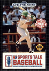 Sports Talk Baseball (Sega Genesis) [USED CO]