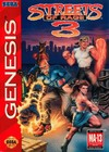 Streets of Rage 3 (Sega Genesis) [USED CO]