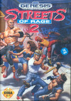 Streets of Rage II (Sega Genesis) [USED CO]