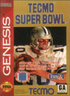 Tecmo Super Bowl (Sega Genesis) [USED CO]