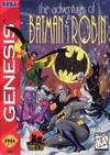 Adventures of Batman & Robin, T (Sega Genesis) [USED CO]