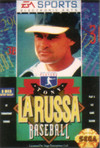 Tony La Russa Baseball (Sega Genesis) [USED CO]