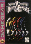 Mighty Morphin' Power Rangers - (Sega GameGear) [USED CO]