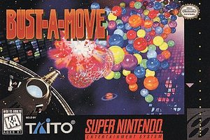Bust-a-Move (Super Nintendo) [USED CO]