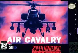 Air Cavalry (Super Nintendo) [USED CO]