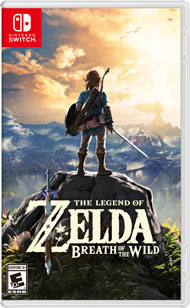Legend of Zelda, The Breath of the (Nintendo Switch) [USED]