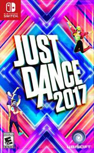 Just Dance 2017 (Nintendo Switch) [USED]