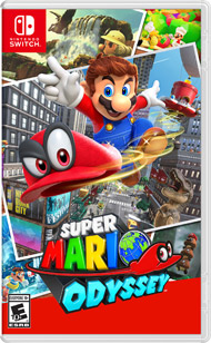 Super Mario Odyssey (Nintendo Switch) [USED CO]