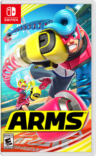 ARMS (Nintendo Switch) [USED]