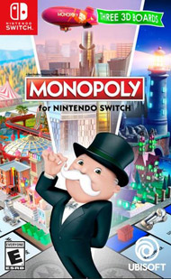 Monopoly Switch Edition (Nintendo Switch) [USED]