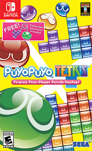 Puyo Puyo Tetris (Nintendo Switch) [USED]