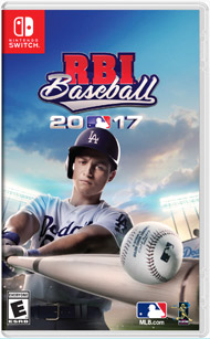 RBI Baseball 2017 (Nintendo Switch) [USED]