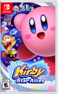 Kirby Star Allies (Nintendo Switch) [USED CO]