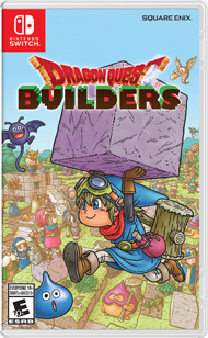 Dragon Quest Builders (Nintendo Switch) [USED]